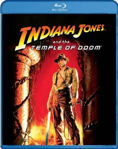 Indiana Jones and the Temple of Doom Digital Copy Download Code iTunes HD