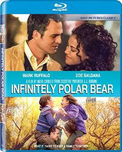 Infinitley Polar Bear Digital Copy Download Code UV Ultra Violet VUDU HD HDX