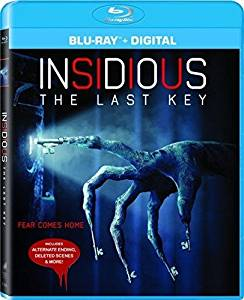 Insidious The Last Key Digital Copy Download Code MA VUDU iTunes HD HDX