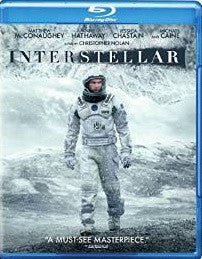Interstellar Digital Copy Download Code iTunes HD 4K