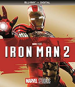 Ironman 2 Digital Copy Download Code Disney Movies Anywhere iTunes VUDU HD  HDX