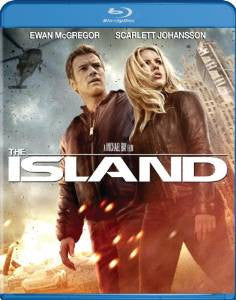 The Island Digital Copy Download Code UV Ultra Violet VUDU HD HDX