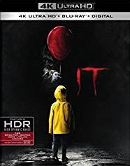 It (2017) Digital Copy Download Code MA VUDU iTunes 4K