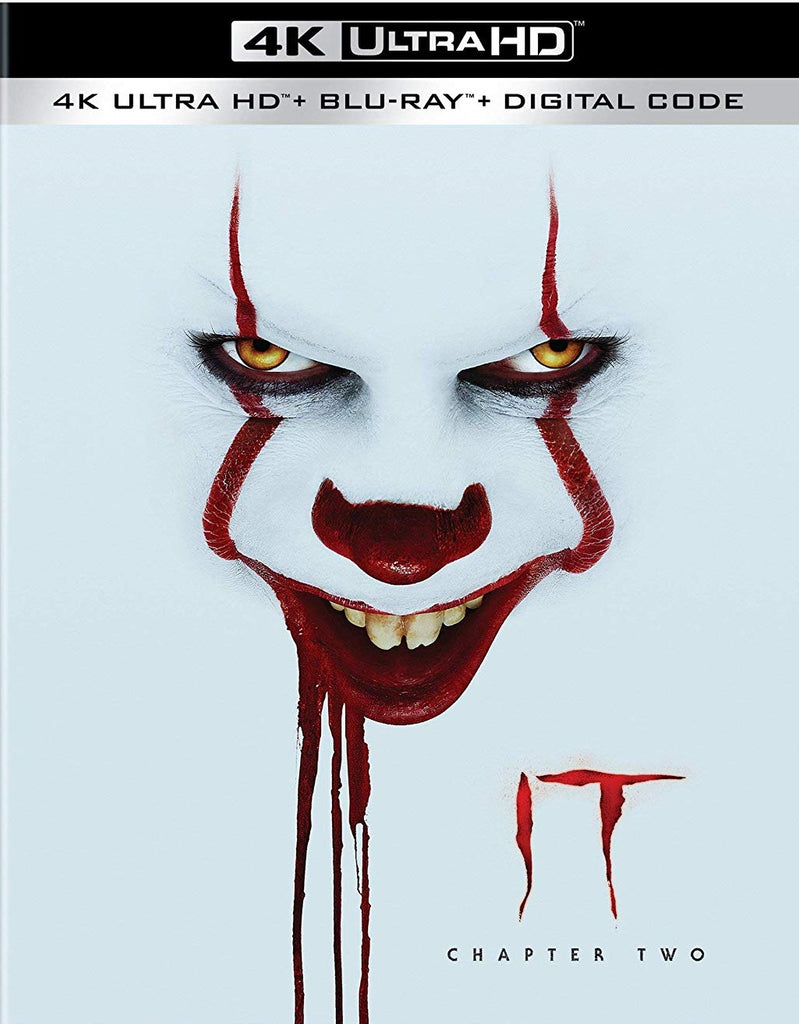 It Chapter Two Digital Copy Download Code MA Vudu iTunes 4K