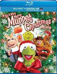 It's A Very Merry Muppet Christmas Digital Copy Download Code iTunes HD
