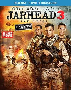 Jarhead 3: The Siege Digital Copy Download Code iTunes HD
