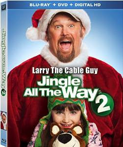 Jingle All the Way 2 Digital Copy Download Code UV Ultra Violet VUDU iTunes HD HDX
