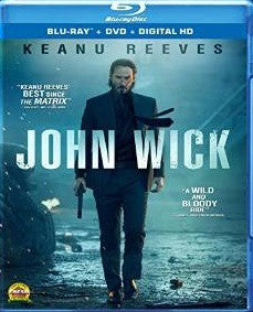 John Wick Digital Copy Download Code VUDU HD HDX
