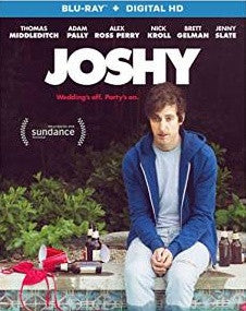 Joshy Digital Copy Download Code UV Ultra Violet VUDU HDX