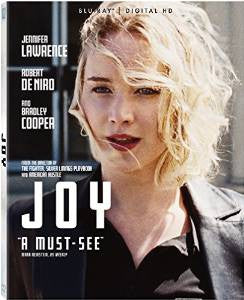 Joy Digital Copy Download Code UV Ultra Violet VUDU HD HDX