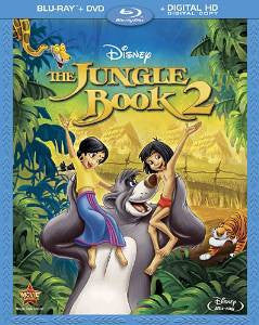 Jungle Book 2 Digital Copy Download Code Disney Movies Anywhere VUDU iTunes HD HDX
