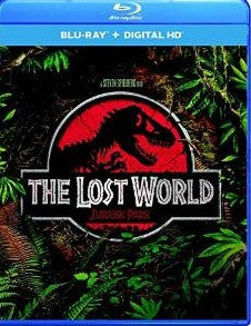 Jurassic Park: The Lost World Digital Copy Download Code iTunes HD