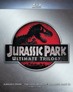 Jurassic Park Trilogy Digital Copy Download Code UV Ultra Violet VUDU HD HDX