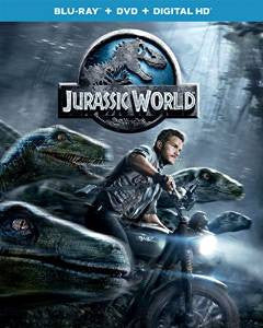 Jurassic World Digital Copy Download Code MA VUDU iTunes HD HDX