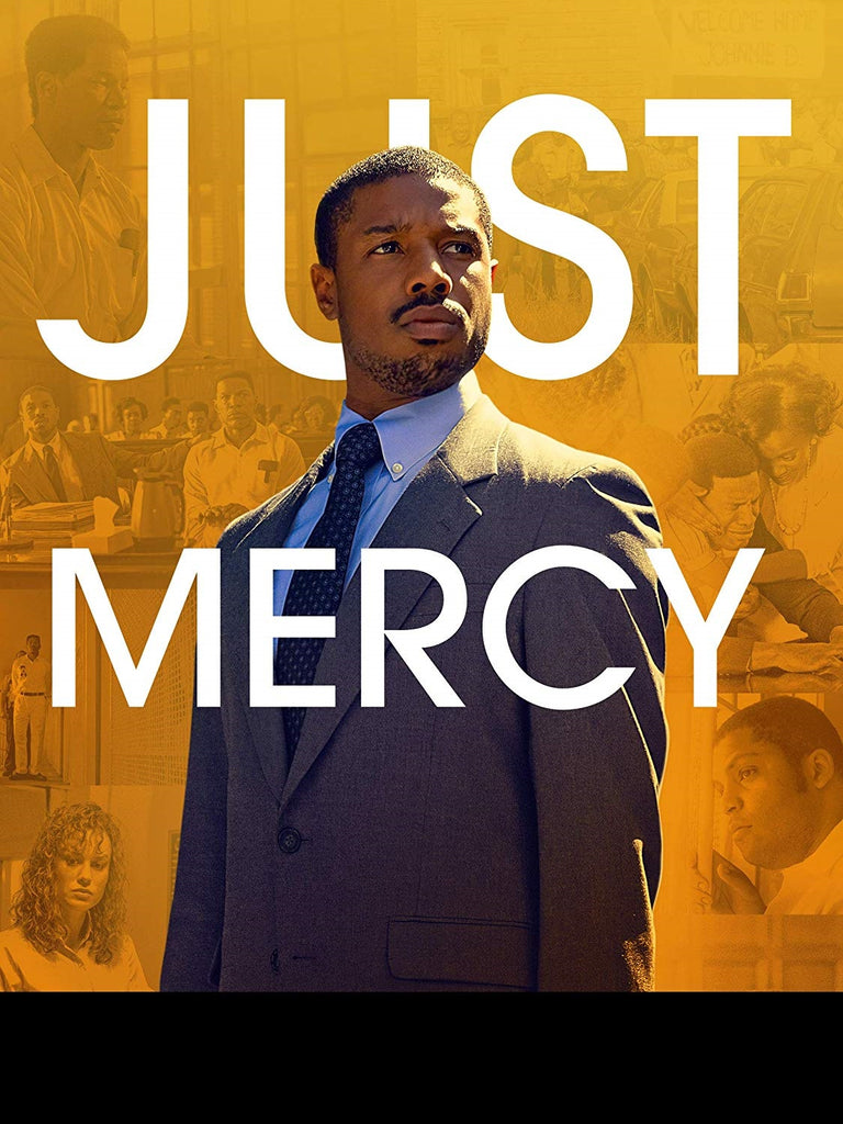 Just Mercy Digital Copy Download Code MA VUDU iTunes SD