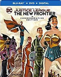 Justice League The New Frontier Digital Copy Download Code Ultra Violet UV VUDU iTunes HD HDX