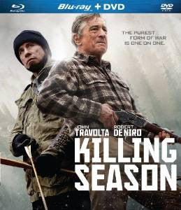 Killing Season Digital Copy Download Code UV Ultra Violet VUDU HD HDX
