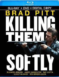 Killing Them Softly Digital Copy Download Code iTunes HD
