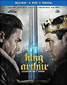 King Arthur Legend of the Sword Digital Copy Download Code MA VUDU iTunes HD HDX