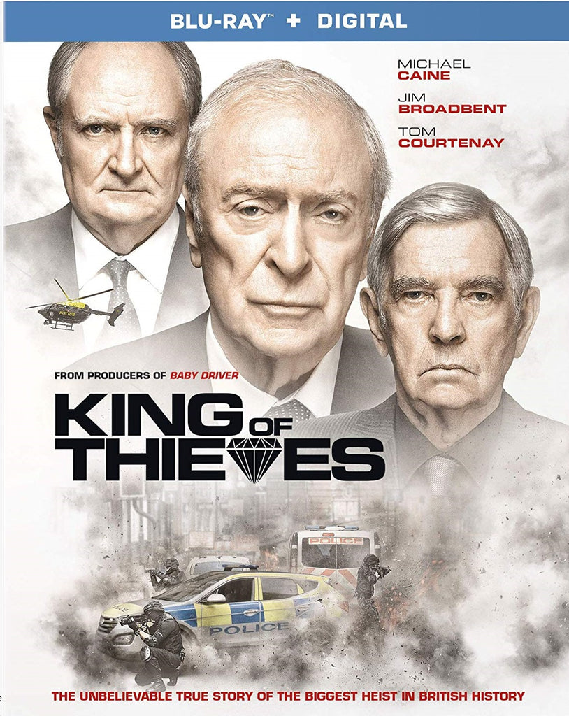 King of Thieves Digital Copy Download Code VUDU HDX