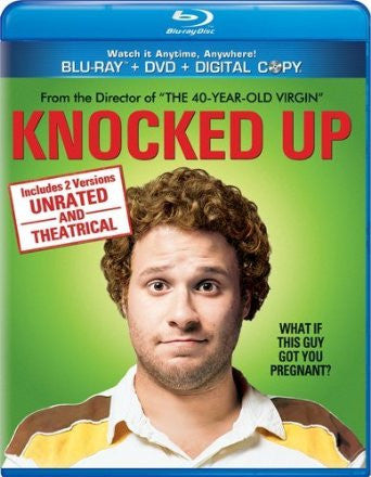 Knocked Up Digital Copy Download Code iTunes HD
