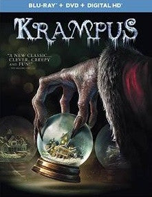 Krampus Digital Copy Download Code UV Ultra Violet VUDU HD HDX