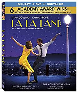 La La Land Digital Copy Download Code VUDU HD HDX