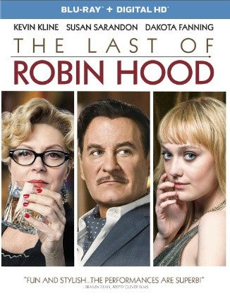 Last of Robin Hood Digital Copy Download Code iTunes HD