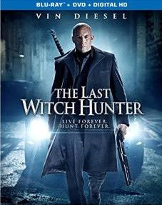 Last Witch Hunter Digital Copy Download Code iTunes HD 4K