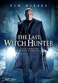 Last Witch Hunter Digital Copy Download Code UV Ultra Violet VUDU SD