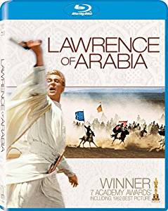 Lawrence of Arabia Digital Copy Download Code VUDU 4K