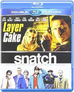 Layer Cake/Snatch Digital Copy Download Code UV Ultra Violet VUDU HD HDX