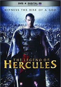 Legend of Hercules Digital Copy Download Code UV Ultra Violet VUDU SD