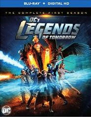 DC's Legends of Tomorrow Season 1 Digital Copy Download Code UV Ultra Violet VUDU HD HDX