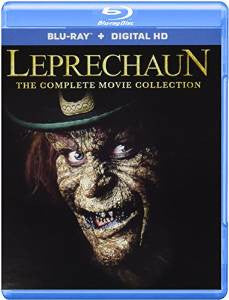 Leprechaun The Complete Movie Collection Digital Copy Download Code UV Ultra Violet VUDU HD HDX