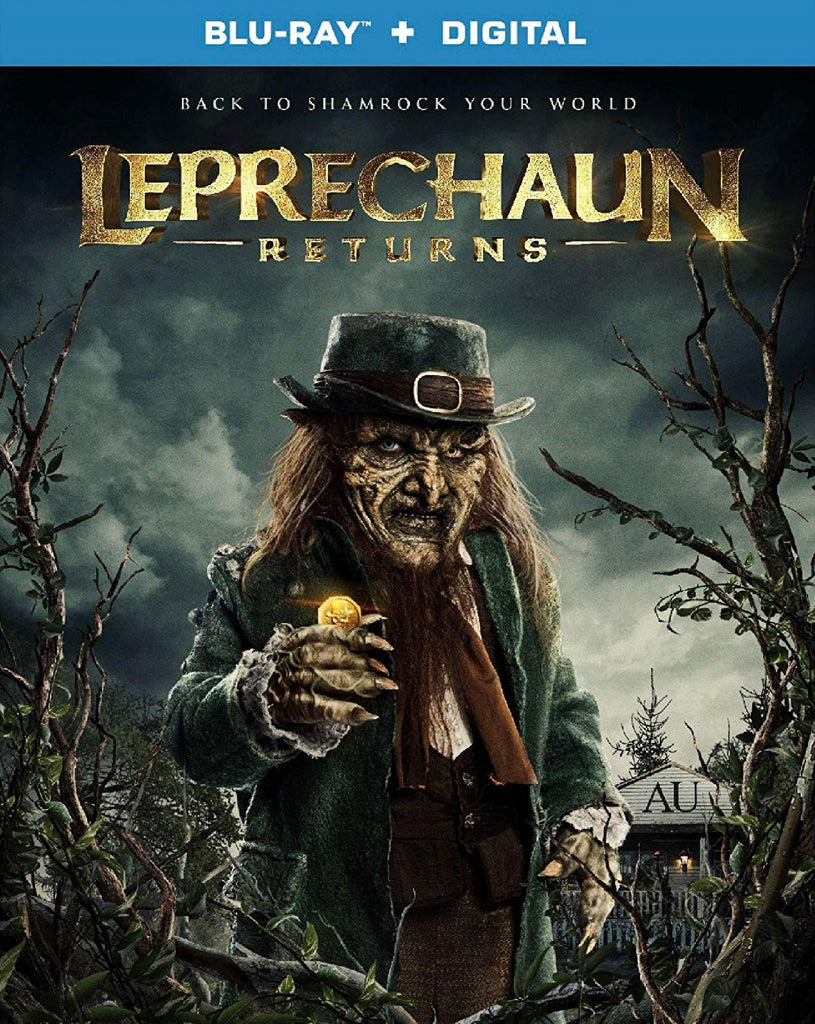 Leprechaun Returns Digital Copy Download Code Vudu HD HDX