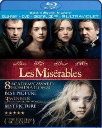Les Miserables Digital Copy Download Code iTunes HD