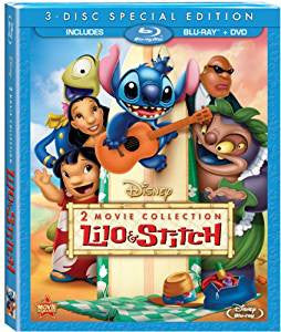 Lilo & Stitch/Lilo & Stitch: Stitch Has A Glitch Digital Copy Download Code Disney VUDU HD HDX