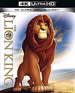 Lion King 1994 Digital Copy Download Code Disney Vudu 4K