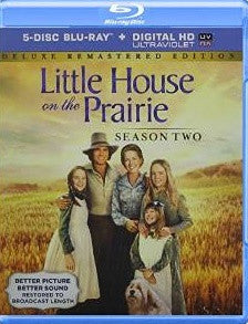 Little House on the Prairie Season 5 Digital Copy Download Code UV Ultra Violet VUDU HD HDX