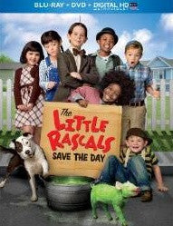 Little Rascals Save the Day Digital Copy Download Code iTunes HD
