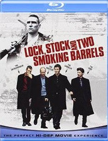Lock, Stock and Two Smoking Barrels Digital Copy Download Code iTunes HD