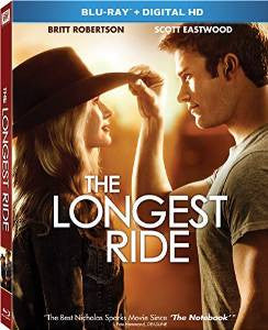 Longest Ride Digital Copy Download Code MA VUDU iTunes HD HDX