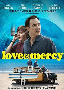 Love and Mercy Digital Copy Download Code UV Ultra Violet VUDU SD