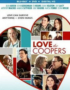 Love the Coopers Digital Copy Download Code VUDU HD HDX