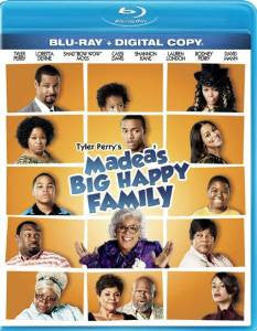 Madea's Big Happy Family Digital Copy Download Code iTunes HD