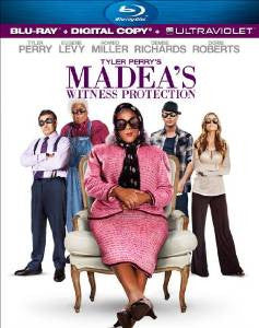 Madea's Witness Protection Digital Copy Download Code UV Ultra Violet VUDU HD HDX