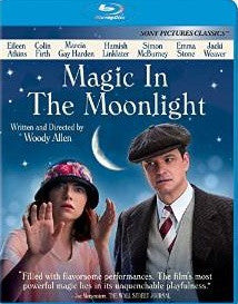 Magic in the Moonlight Digital Copy Download Code UV Ultra Violet VUDU iTunes HD HDX
