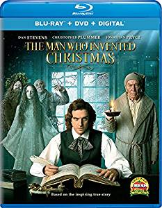 Man Who Invented Christmas Digital Copy Download Code MA VUDU iTunes HD HDX