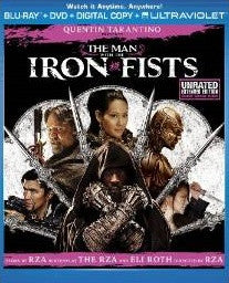Man with the Iron Fists Digital Copy Download Code iTunes HD
